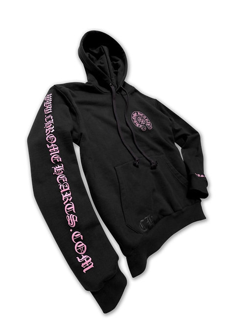 Chrome Hearts Online Exclusive Horse Shoe Hoodie