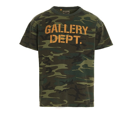 Gallery Dept Fatigue Logo Tee