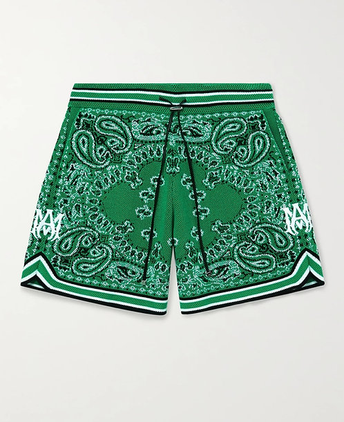 Amiri Bandana BBall Shorts