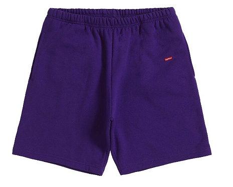 Supreme small box logo sweat shorts