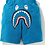 Thumbnail: BAPE SHARK WIDE SWEAT SHORTS