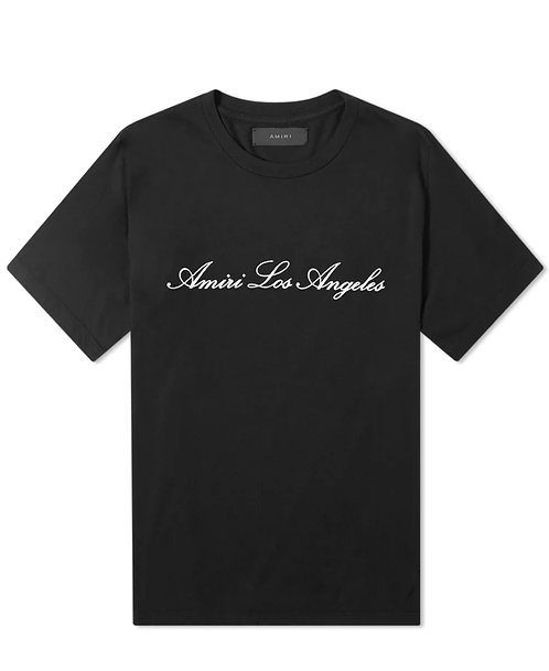 Amiri Los Angeles Tee