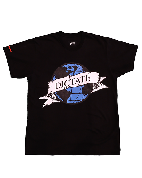 Dictate 8th Year Anniversary Tee