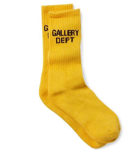 Gallery Dept Yellow Socks