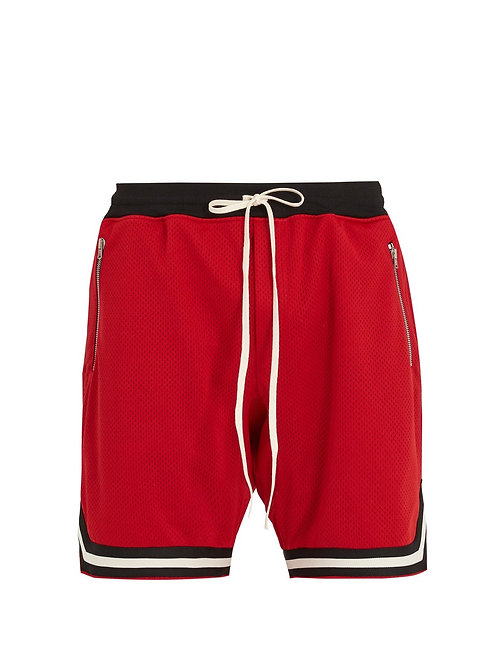 Fear of God Red Mesh Shorts 5th collection
