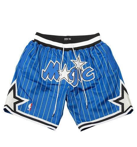 Mitchell & Ness x Orlando Magic x Just Don Shorts
