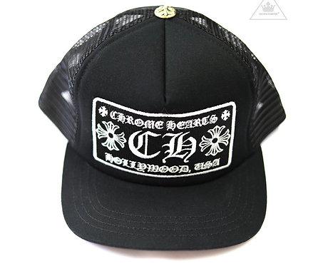 Chrome Hearts CH Hollywood Trucker Hat