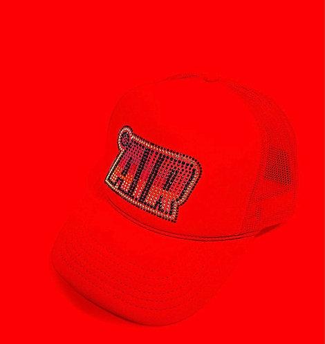 La Sainte' Air Heavens Guestlist Trucker Hat