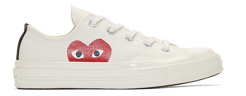 CDG Converse Edition Chuck Taylor All-Star '70 Sneakers (low top)