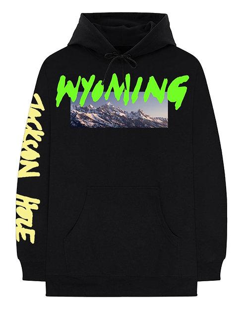 Kanye West Wyoming Hoodie
