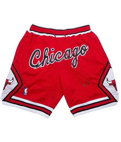 JUST DON X CHICAGO BULLS SHORTS