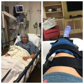 A View From the Other Side: How Knee Surgery Changed My Professional Perspective (Part 1 of 3)