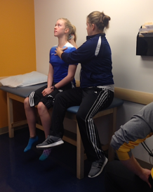 Stay out of the doctor's office and in the game!