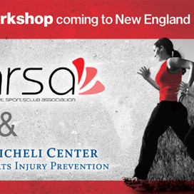 NEHRSA & The Micheli Center Presents: Practical Applications for Cutting Edge Running & AC