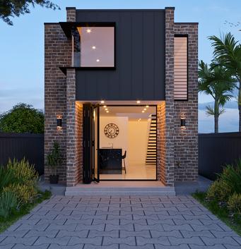 Exterior - Two Storey Outdoor