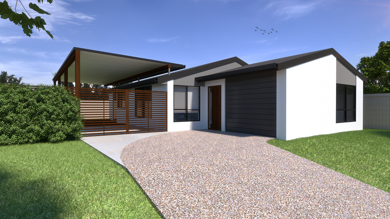 Exterior - Carport Extension