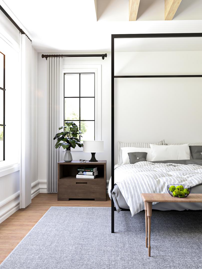 Interior - Bedroom Hampton