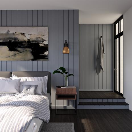 Exterior - Bedroom