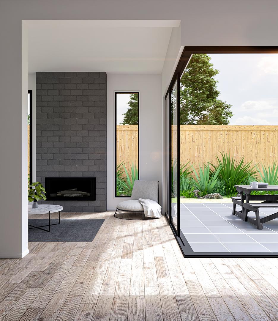 Interior - Living & Outdoor