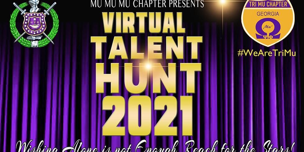 Tri Mu Virtual Talent Hunt