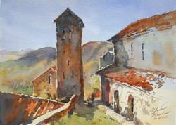 Монастырь Некреси. Кахетия