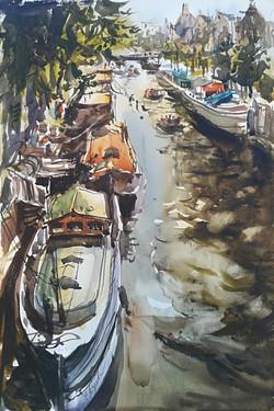 Street, the Amsterdam way