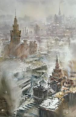 Чувство Москвы