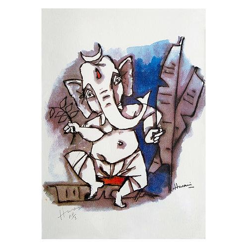 Untitled - Ganesha Series