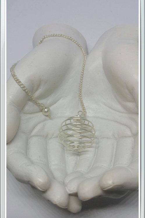 Pendulum Crystal holder