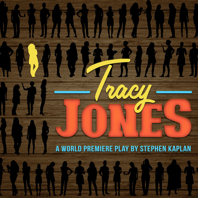 World Premiere Tracy Jones
