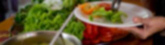 Alimentação natural no Bálsamo Spa