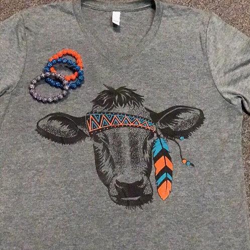Gypsy Cow