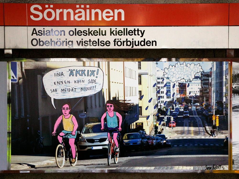 Ole hyvä Helsinki, 2016