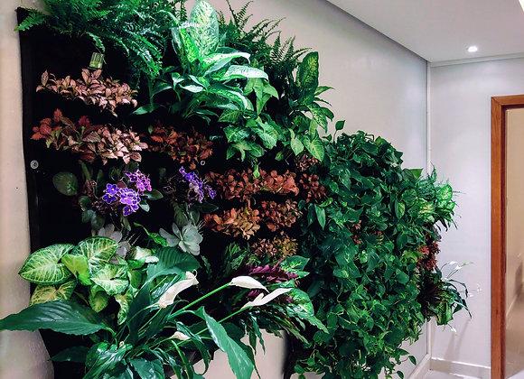 12 Pocket Vertical Living Wall Planter