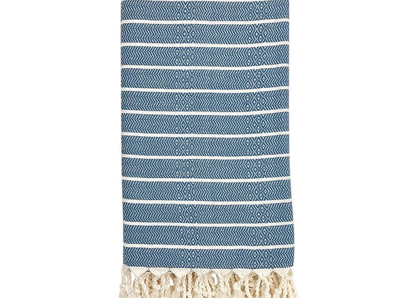 Geo Stripe Turkish Towel by SLATE + SALT