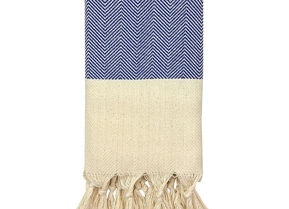 Herringbone Turkish Hand Towel