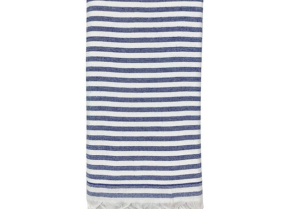 Candy Stripe Terry Turkish Towel by SLATE + SALT
