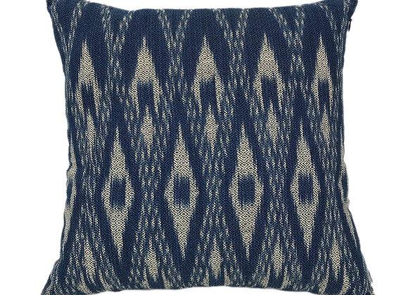 Handmade Indigo Eye Pillow Cover by SLATE + SALT