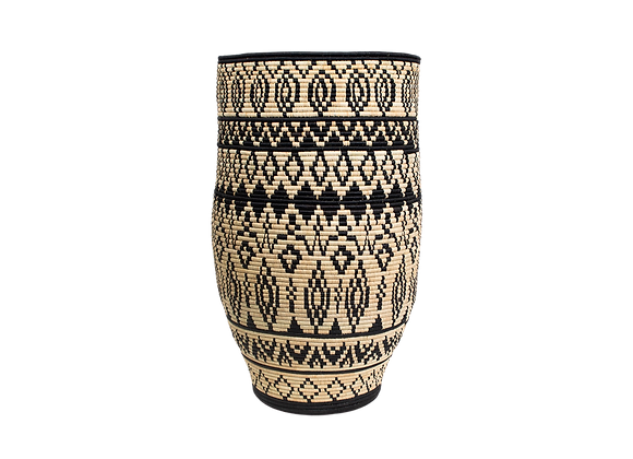 'Aluna' Medium Floor Basket by KAZI