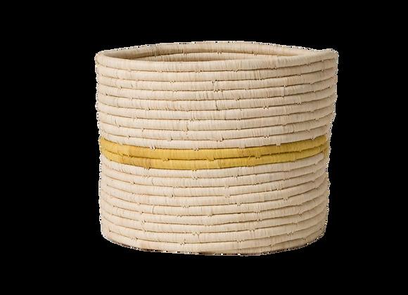 Sun + Natural Storage Basket II by KAZI