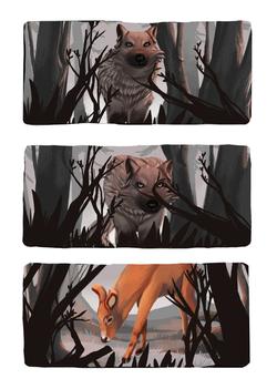 Der Wolf Seite 8