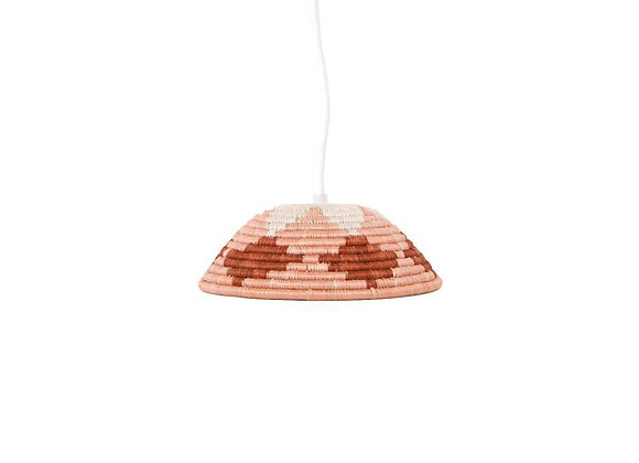 'Dusty Peach' Lamp Pendant by KAZI
