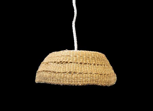 'Atelier' Grass Lamp Pendant by KAZI
