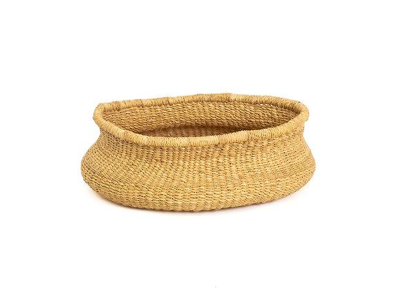 'Belly' Grass Basket by KAZI