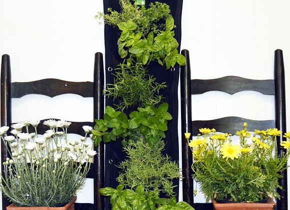 7 Pocket Vertical Planter