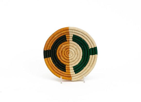 Small 'Forest Bud Duara' Basket by KAZI