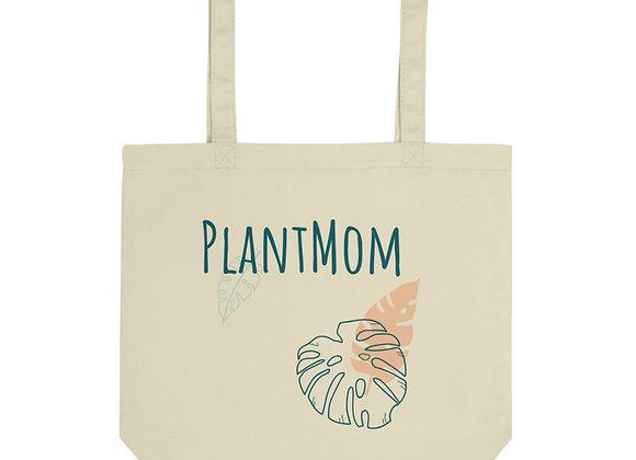'PlantMom' Organic Cotton Tote