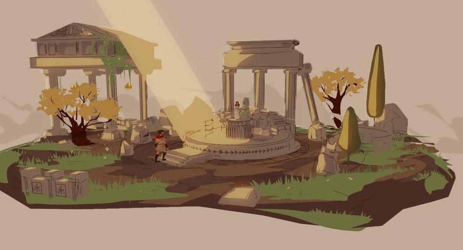 Blender Oracle - Scene