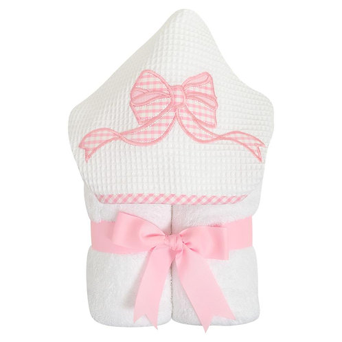 Pink Bow Everykid Towel