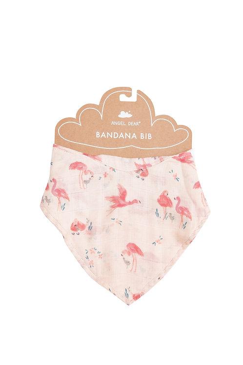 Flamingi Bandana Bib